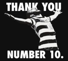 NUMBER 10 FOREVER by TriStar