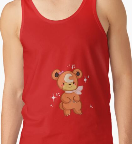 Cuddliest Teddiursa Pokemon Tank Top