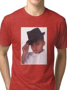 Fedora Tip Tri-blend T-Shirt