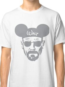 Grey Walter White Mouse Ears Classic T-Shirt