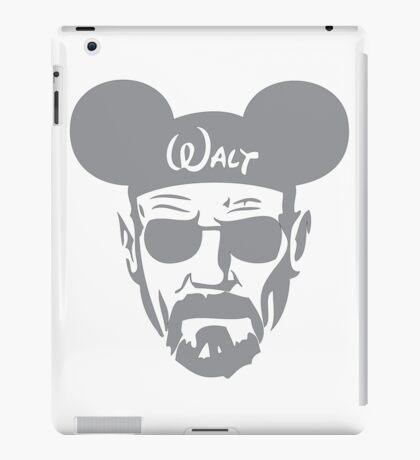 Grey Walter White Mouse Ears iPad Case/Skin