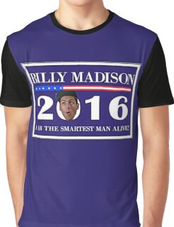 Billy Madison 2016 Graphic T-Shirt