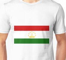 Tajikistan Flag Unisex T-Shirt