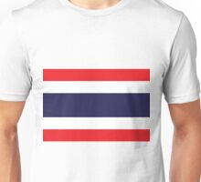 Thailand Flag Unisex T-Shirt