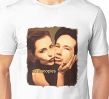 Gillian and David - Schmoopies Unisex T-Shirt