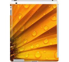 zomers kleuren in zomerse regen iPad Case/Skin