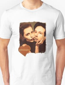 Gillian and David - The Schmoopies Unisex T-Shirt