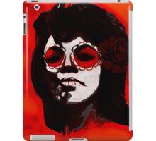 Mary Wells - Dia de los Muertos Day Of The Dead Soul Oldies  iPad Case/Skin