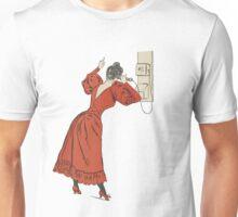 Plain Ole Vintage Telephoner Unisex T-Shirt