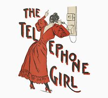 The Telephone Girl Unisex T-Shirt