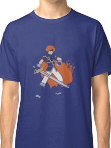 Pixel Silhouette: Marth Classic T-Shirt