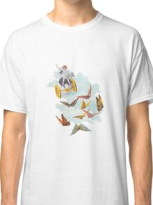 Butterfly Chariot Classic T-Shirt