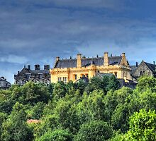 Stirling Castle, Scotland by Jeremy Lavender Photography