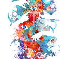 Eyes of creation by mejingjard