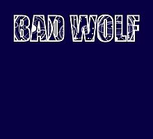 Bad Wolf by CosmicThunder