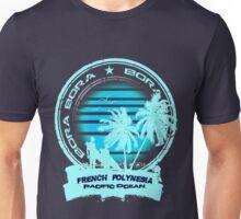 Bora Bora Fun Beach Unisex T-Shirt