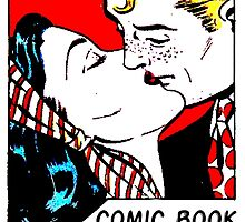 Comic Book Love is True Love by Rachel Flanagan