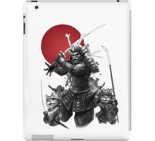 Samurai Neko iPad Case/Skin