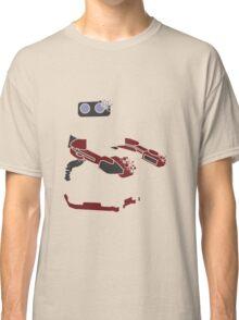 Pixel Silhouette: R.O.B. Classic T-Shirt