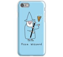 Pizza Wizzard iPhone Case/Skin