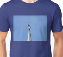 Angel Statue Unisex T-Shirt