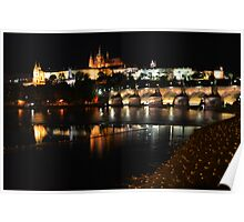 A night in Prague Poster