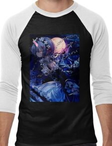 REM Men's Baseball ¾ T-Shirt