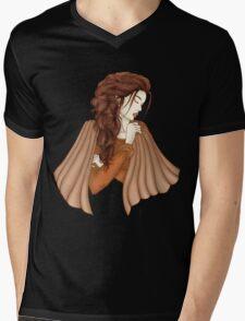 The Lady Mens V-Neck T-Shirt