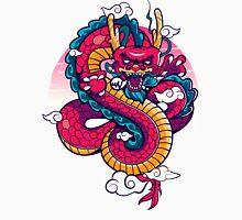Insurgent Dragon Men's Baseball ¾ T-Shirt