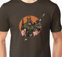 Smuggler Bro Joins the Battle Unisex T-Shirt