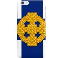 Church In Wales Flag iPhone Case/Skin