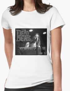 Hella Dead Womens Fitted T-Shirt