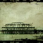 old pier by kathy archbold