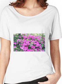 Pinks Women's Relaxed Fit T-Shirt