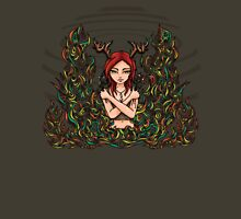 Daughter of Cernunnos Womens Fitted T-Shirt