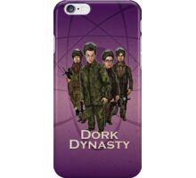 Dork Dynasty iPhone Case/Skin