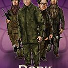 Dork Dynasty by Patrick Scullin