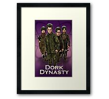Dork Dynasty Framed Print
