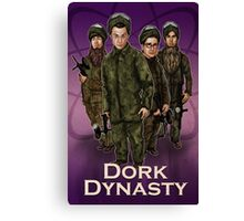 Dork Dynasty Canvas Print