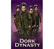 Dork Dynasty Photographic Print