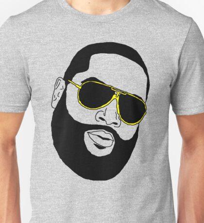 Badly Drawn Rick Ross Unisex T-Shirt