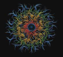 Eye of Cosmos by Leah McNeir