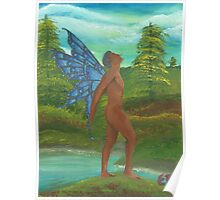 Male Fairy Poster
