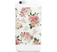 Pink camelias iPhone Case/Skin