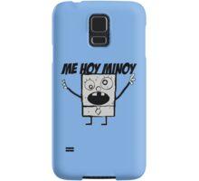 Doodlebob Samsung Galaxy Case/Skin