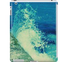 Still raging water iPad Case/Skin
