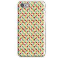 Bright Geometric Pattern iPhone Case/Skin