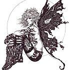 Kieran Dark Fairy by LKBurke29