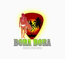 Bora Bora Night Party Unisex T-Shirt