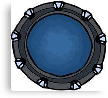 Stargate Toon Canvas Print